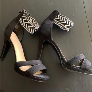 H&M heels black